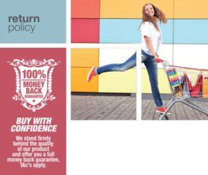 return policy background